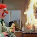 Beaker Freaks Out!